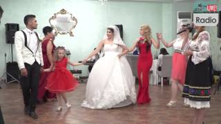 Mihaela Sultan Streata si Cosmin Streata - Colaj muzica de nunta 23 Iulie 2017 Andreea & Daniel live