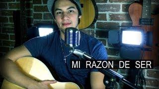 Banda Sinaloense MS de Sergio Lizárraga - Mi Razón De Ser (Cover) - Fernando Shann - Acústico