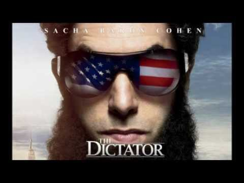 THE DICTATOR theme song - Aladeen mother fucker