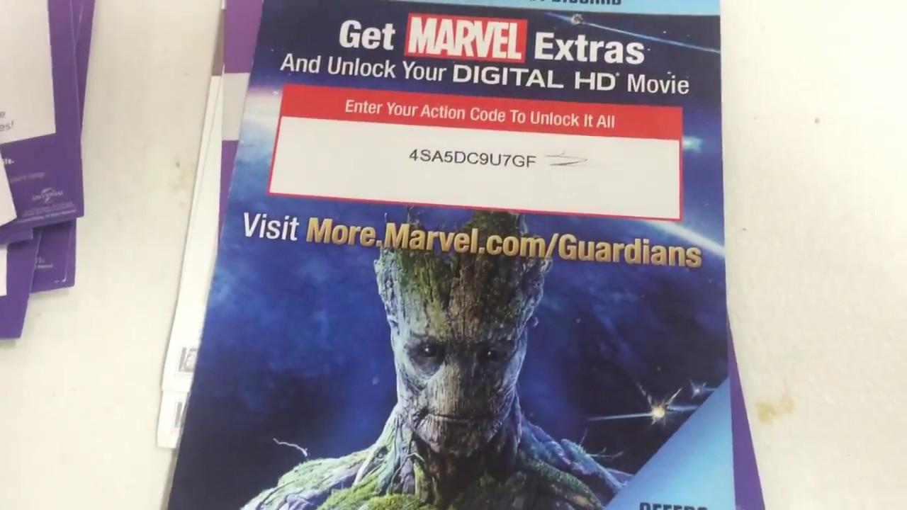 Over 50 free digital HD copy code vudu iTunes ultraviolet Disney PART 2