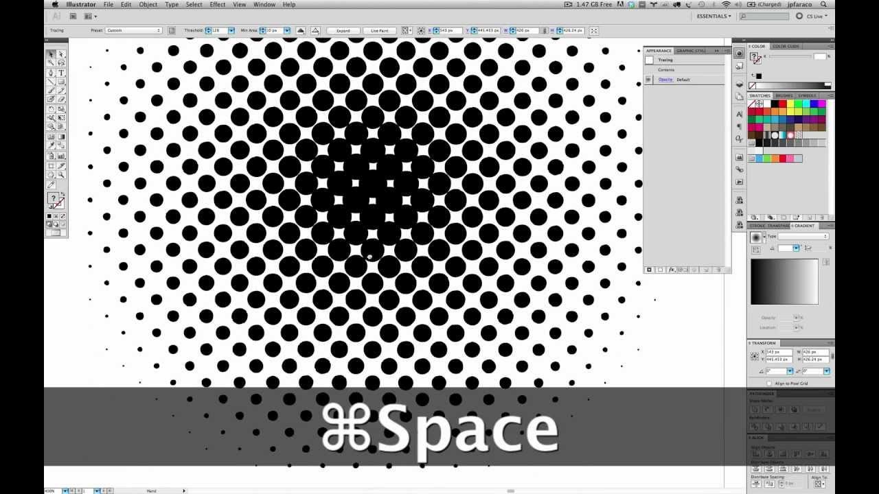 Book color illustrator - Illustrator Tutorial Vector Halftone Effect No Plugins No Photoshop Youtube