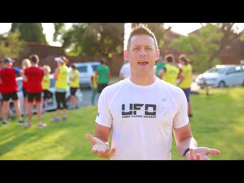 Urban Fitness Outdoor SA - Who, What & Why!