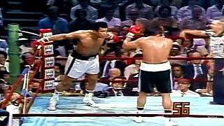 Muhammad Ali vs Alfredo Evangelista | May, 16 1977 | Highlights HD [60fps]
