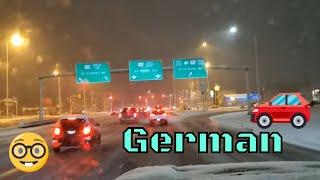Winter In Canada German