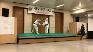 Judo in Japan.  Randori YS 2017