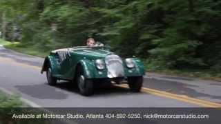 1955 Morgan Plus 4 for sale at Motorcar Studio
