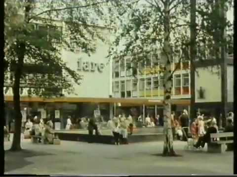 STEVENAGE 1962 - The Town Centre