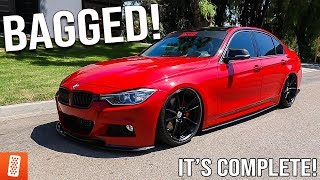 Building the Ultimate BMW (6 Speed Manual, F30 335i) - Part 9