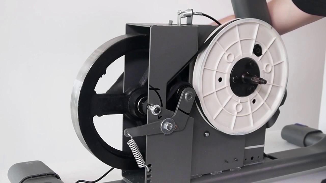 507cb4d8964629 Comment changer la roue d'inertie sur un vélo magnétique ? - YouTube