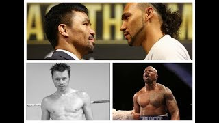 Pacquiao vs Thurman | Dillian Whyte & the Heavyweights | Oisin Fagan in studio | Pernell Whitaker thumbnail