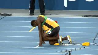 Usain Bolt Wins 200m at 2011 World Championships  in 19.40 seconds thumbnail