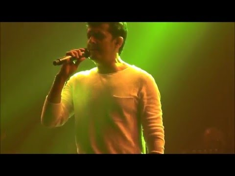 ★ Sonu Nigam ★  Abhi Mujh Mein Kahin  Amazing Performance  in the Netherlands