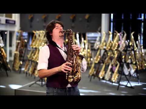 Cannonball Vintage Reborn Alto Saxophone
