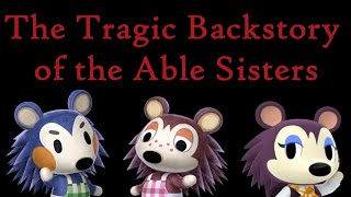 The Tragic Backstory of the Able Sisters(Animal Crossing)