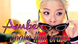 Amber (Feat. 태연) - Shake that brass  [Sub esp + Rom + Han]