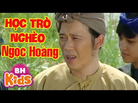 Phim Hoài Linh - Anh Học Trò Nghèo Và Ngọc Hoàng | Cổ Tích Việt Nam [HD]