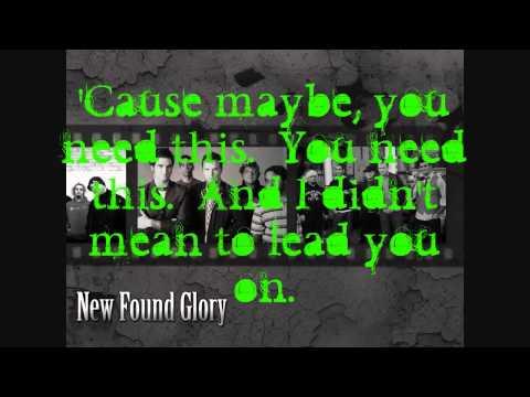 New Found Glory - My Friends Over You (Music Video w/ Lyrics)