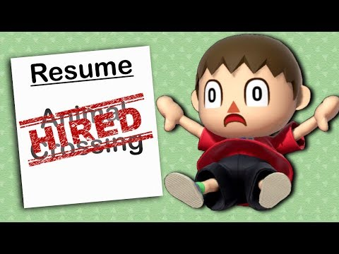 Applying To Jobs Using Animal Crossing As Experience