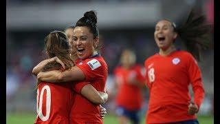 La Roja Femenina | Chile vs Alemania