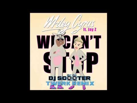 Miley Cyrus - We Can't Stop ft. Jay Z (Remix)