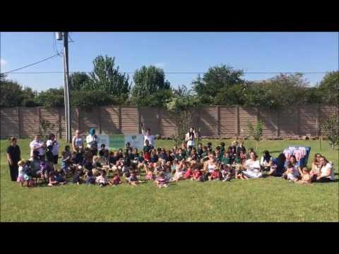 Meadow Montessori School - Sing Peace Around the World