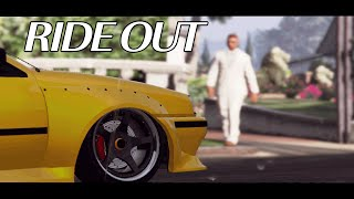 """Ride Out"" - GTA5 Video Editor Test"
