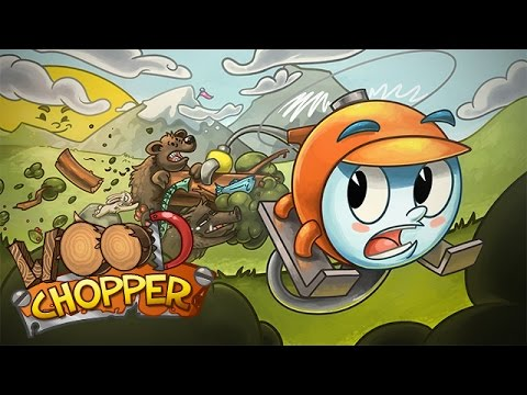 WoodChopper Launch Trailer