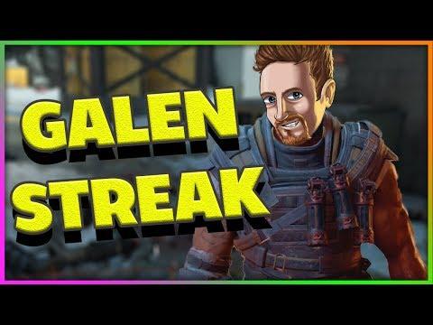 GALEN KILLSTREAK - Call Of Duty Black Ops 4 På Svenska