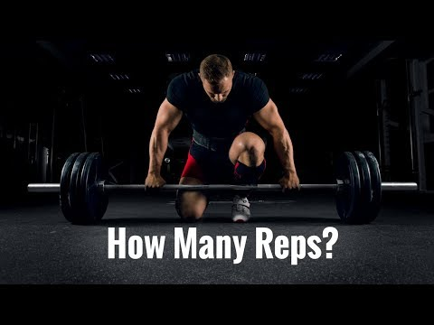 Dr Doug Graham Talks Reps