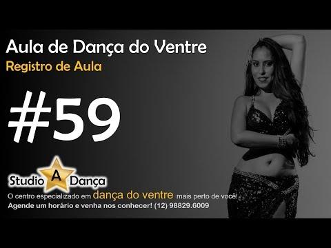 Studio A Dança - Aula de Dança do Ventre #59