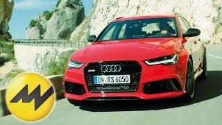 Audi RS6 Avant |Allrad-Beast für die Familie | Motorvision