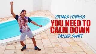 Zumba - You Need To Calm Down | Taylor Swift | RITMOS FITNESS Video