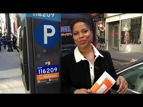 NYC Parking Ticket Pay or Dispute Mobile App