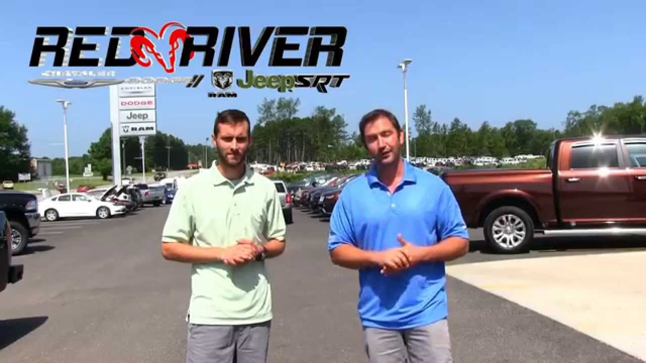 Red River Dodge >> Message From Red River Dodge And Truecar Youtube