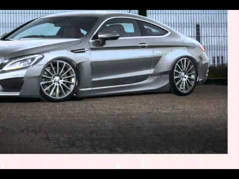 virtual tuning mercedes c class 2017 60 youtube. Black Bedroom Furniture Sets. Home Design Ideas