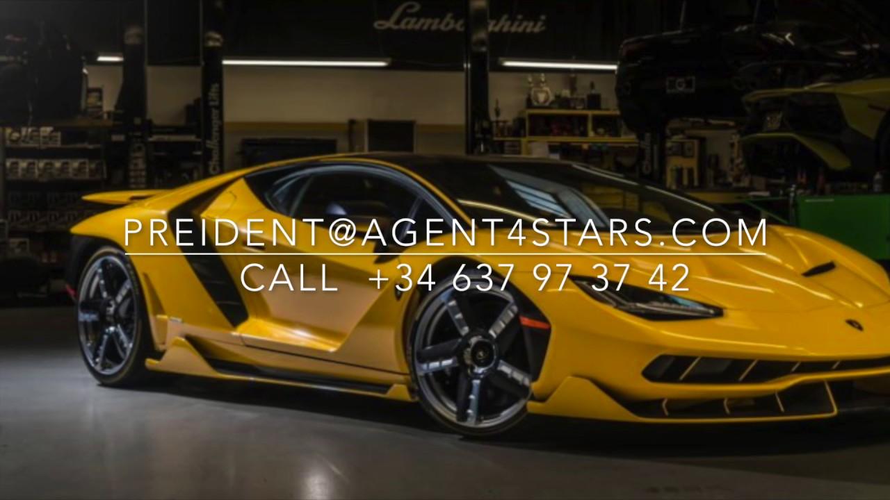 Lamborghini Centenario Coupe And Roadster Youtube
