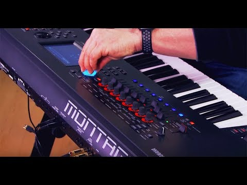 Yamaha Montage OS 2.0 with Blake Angelos