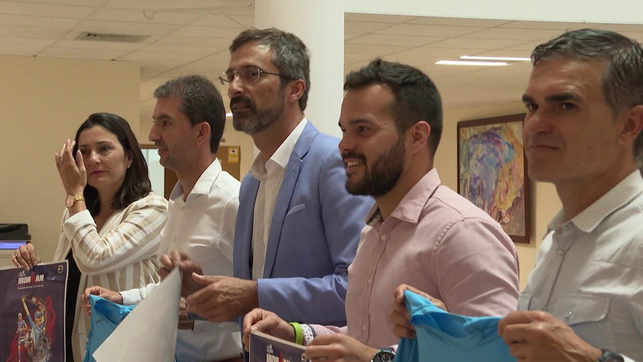 Presentación Ironman Lanzarote 2019