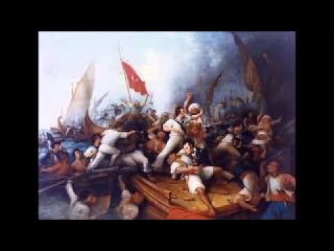The First Barbary Wars The United States Seeking More Influence