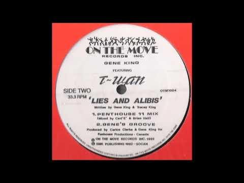 Gene King - Lies And Alibis (Gene's Groove)