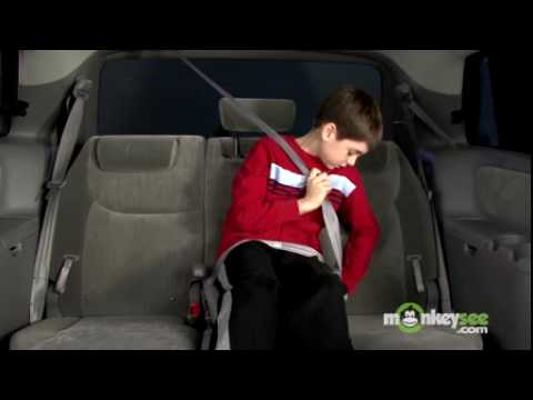 How to Correctly use Booster Seats
