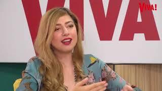 """Alina Eremia, despre săruturile cu Dorian Popa din serialul """"Pariu cu viaţa"""": """"Eram intimidată…"""""""