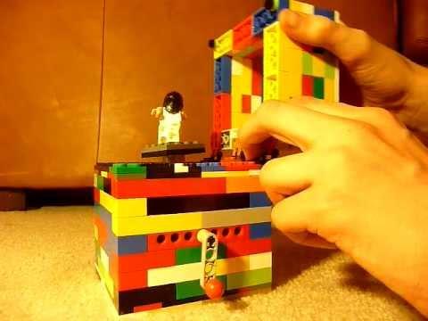 Lego music box-minus music