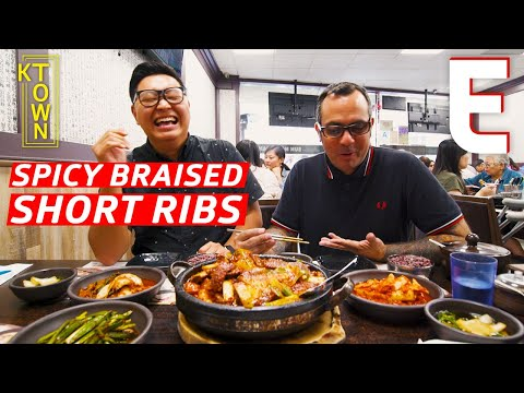Why Braised Short Ribs Are the Ultimate Korean Meat Dish — K-Town