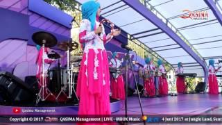 Video QASIMA - Perdamaian (at iNBOX SCTV 4 Juni 2017, Jungle Land Sentul) download MP3, 3GP, MP4, WEBM, AVI, FLV Oktober 2017