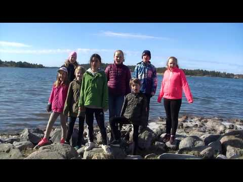 Sommarpsalm från Åland - The Ålands Islands,  Schoolovision 2018