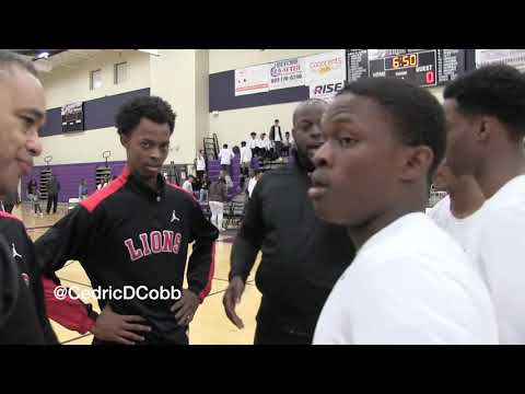 Valley Vista vs Liberty | Josh Ursery & Jerry Johnson Pay A Visit To Their Old School!!