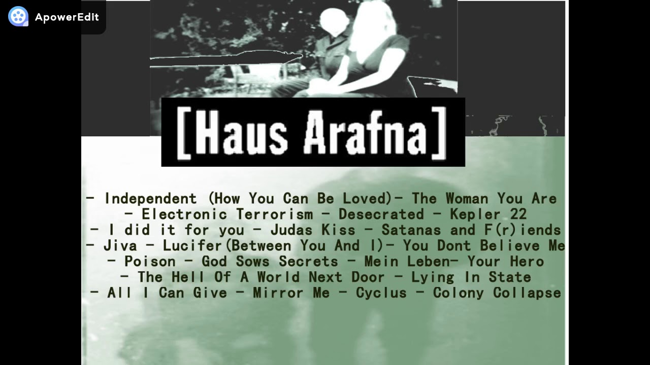 Mix Compilation Haus Arafna Youtube