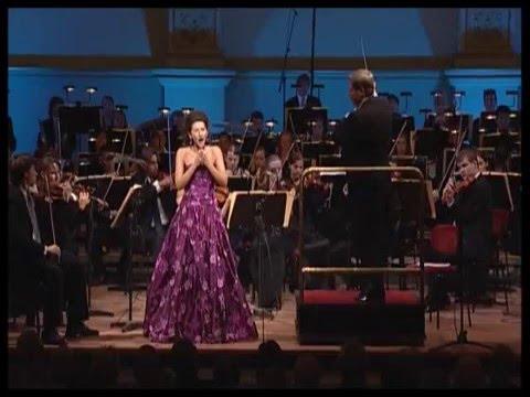 "Lucia Aliberti, Mascagni: ""Ave Maria"" Conductor Peter Falk"