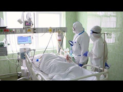 Количество выявленных за сутки случаев коронавируса в России впервые превысило 14-тысячную отметку.